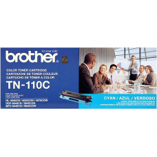 Cartucho Original de Tóner Cian Brother TN-110C P-1,500 Pag.