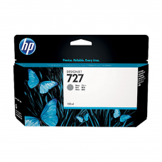 Cartucho Original HP B3P24A 727 130 ml Gray Designjet Ink Cartrid P T920 .